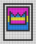 Alpha pattern #104367