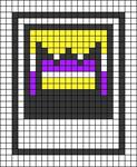 Alpha pattern #104373