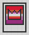 Alpha pattern #104374