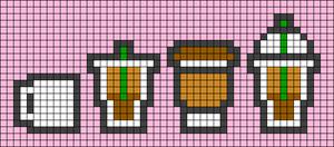 Alpha pattern #104445