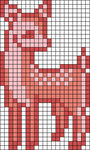 Alpha pattern #104451