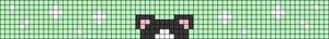 Alpha pattern #104452
