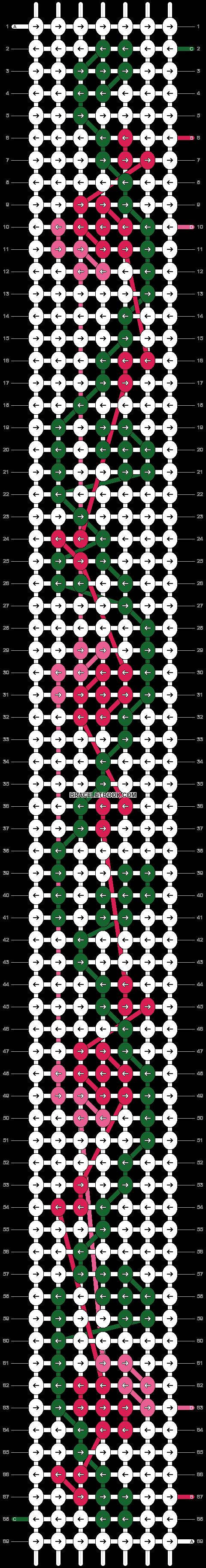Alpha pattern #104456 pattern