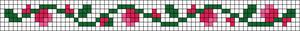 Alpha pattern #104456