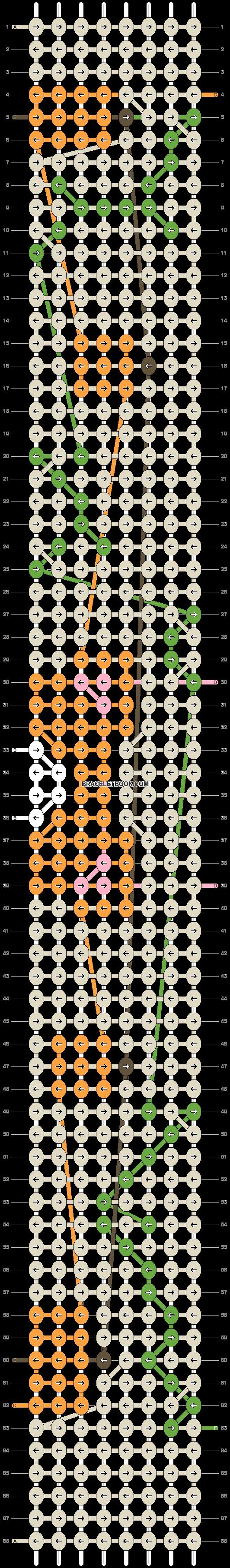 Alpha pattern #104458 pattern