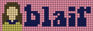 Alpha pattern #104459