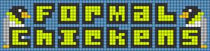 Alpha pattern #104473