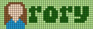 Alpha pattern #104477