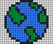 Alpha pattern #104488
