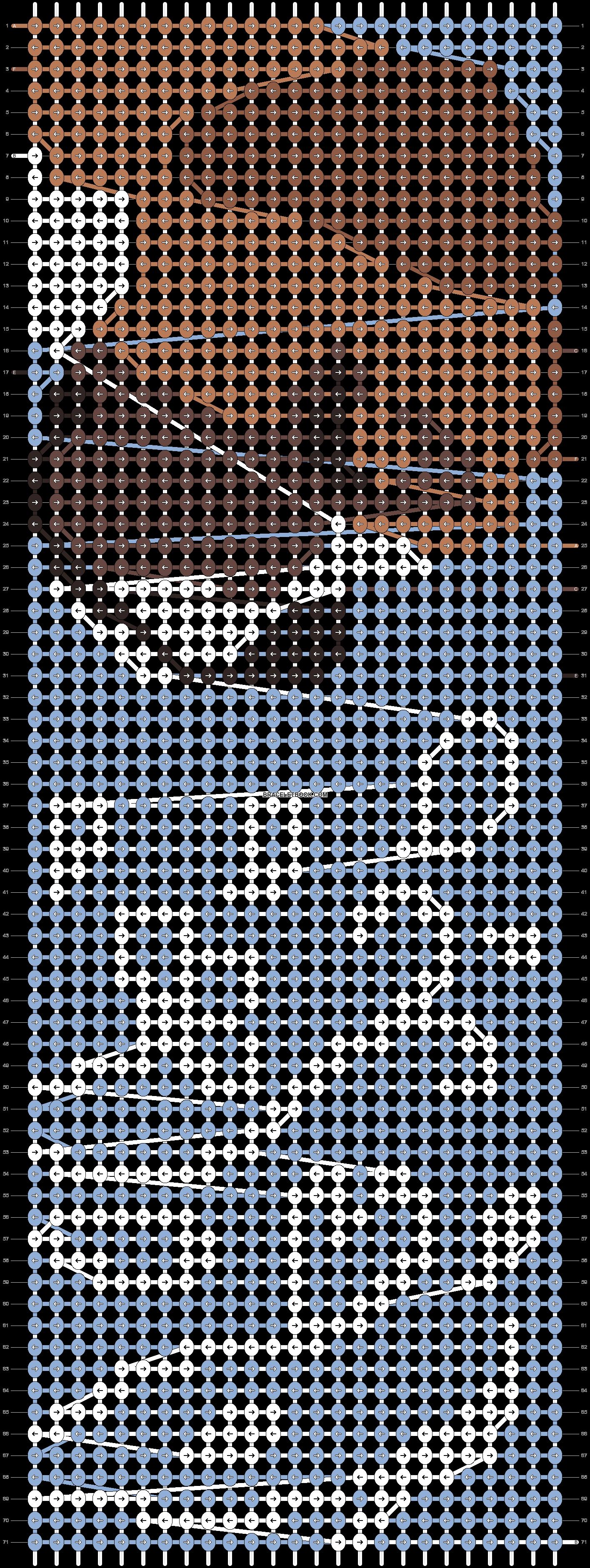 Alpha pattern #104492 pattern