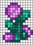 Alpha pattern #104513