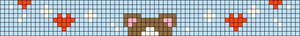 Alpha pattern #104521