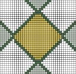 Alpha pattern #104529