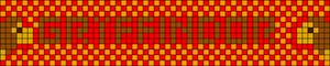 Alpha pattern #104530