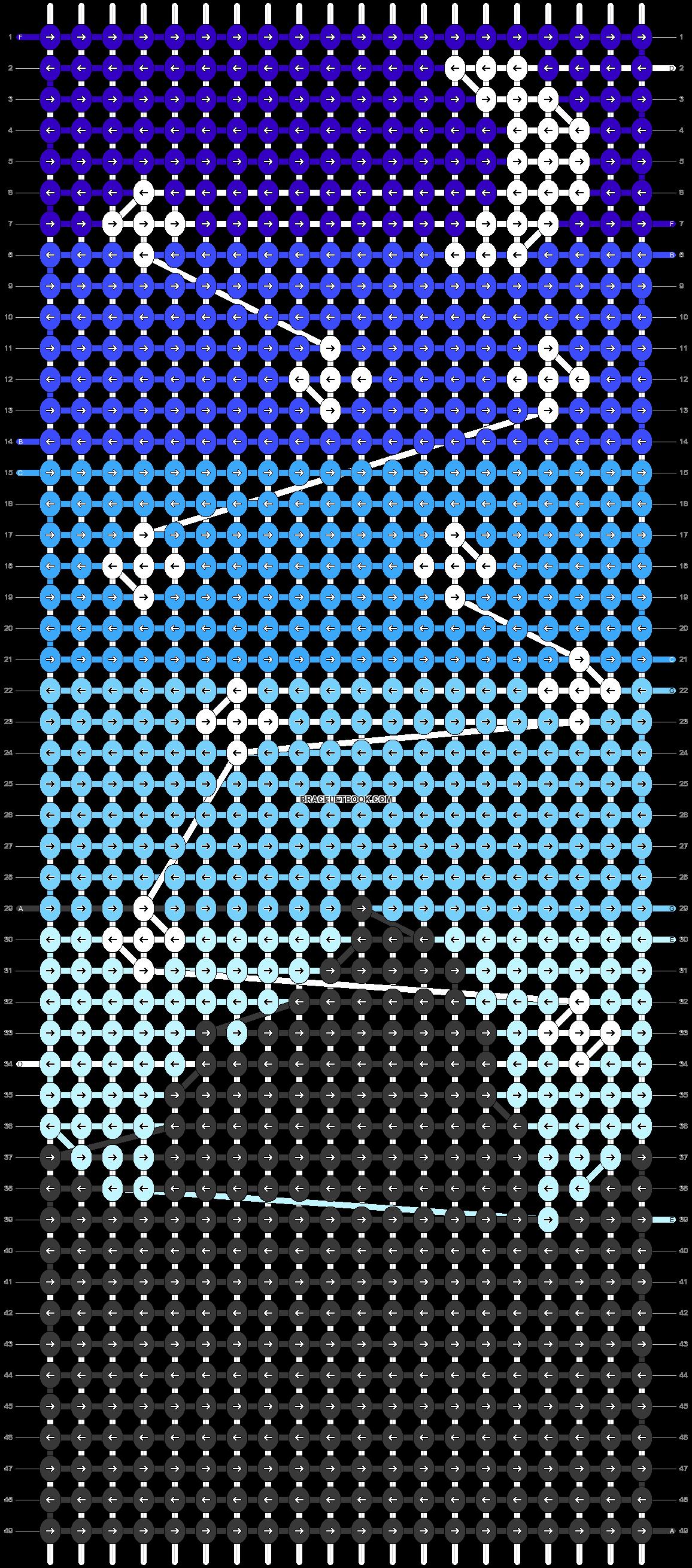 Alpha pattern #104535 pattern