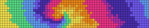 Alpha pattern #104549