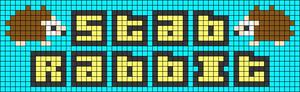 Alpha pattern #104550