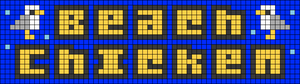 Alpha pattern #104551
