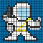 Alpha pattern #104562
