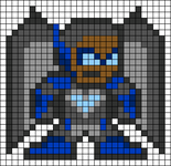 Alpha pattern #104565