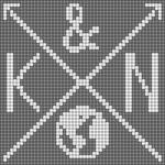 Alpha pattern #104580