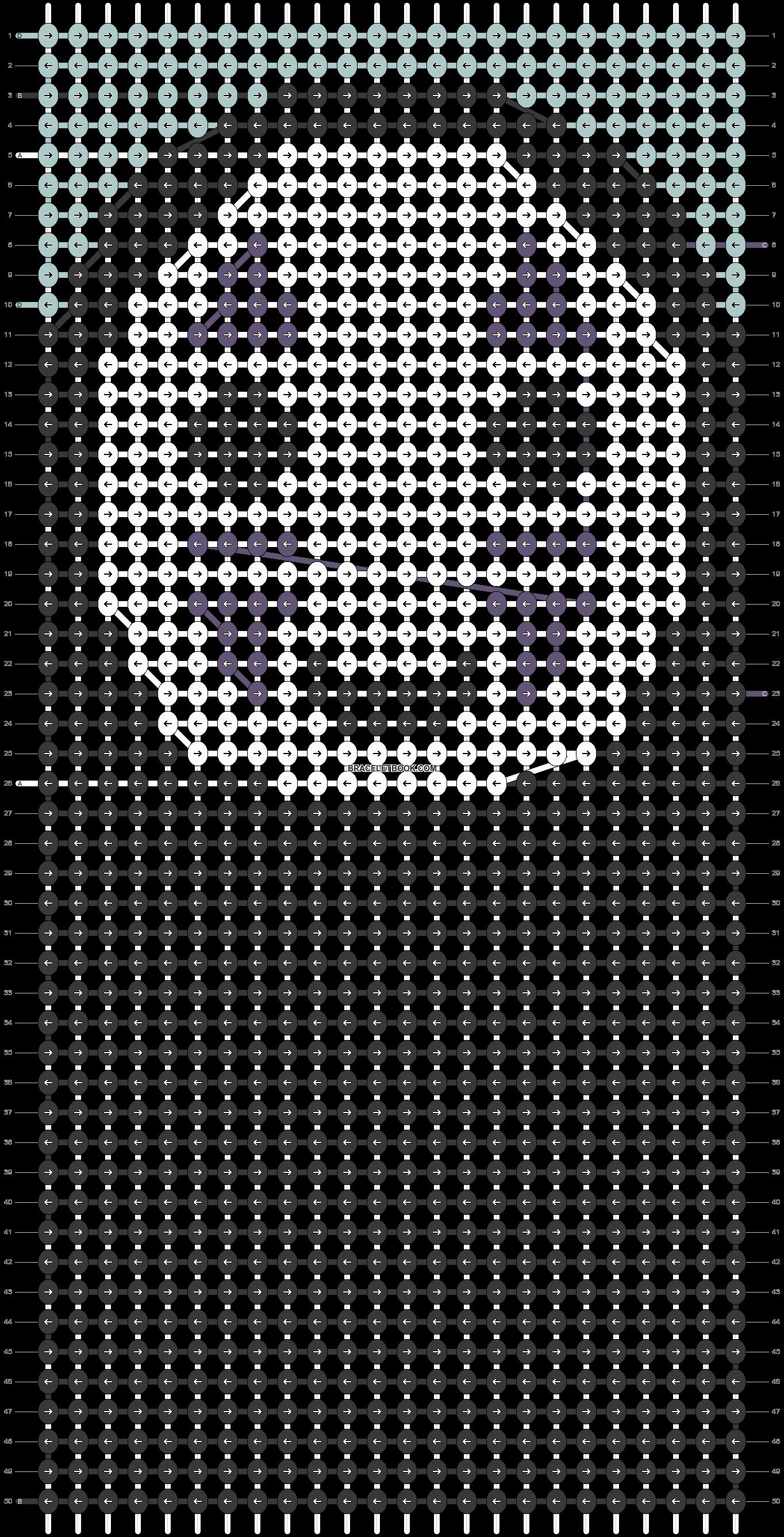 Alpha pattern #104581 pattern