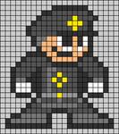 Alpha pattern #104629