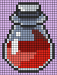 Alpha pattern #104631