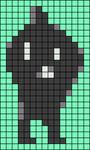 Alpha pattern #104639