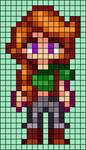 Alpha pattern #104640