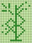 Alpha pattern #104647