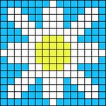 Alpha pattern #104701