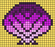 Alpha pattern #104715