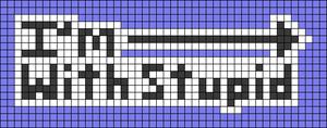 Alpha pattern #104725