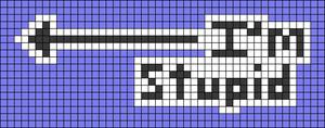 Alpha pattern #104726