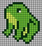 Alpha pattern #104757