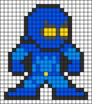 Alpha pattern #104759