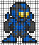 Alpha pattern #104766