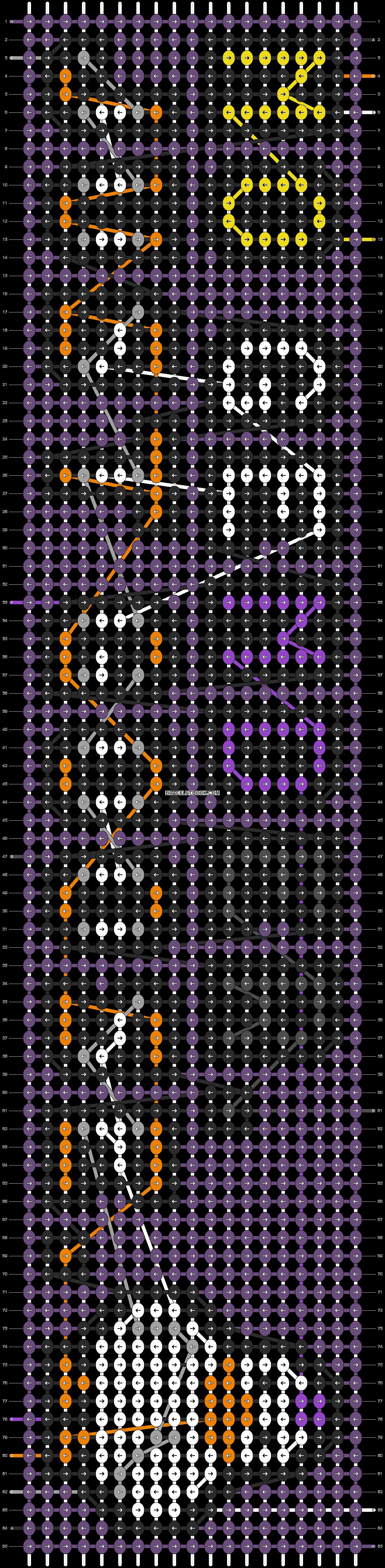 Alpha pattern #104796 pattern