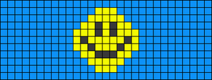 Alpha pattern #104798