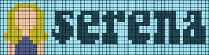 Alpha pattern #104821