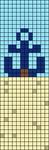 Alpha pattern #104844