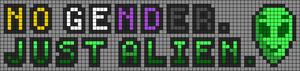 Alpha pattern #104846