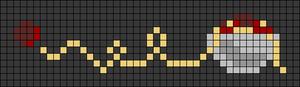 Alpha pattern #104847