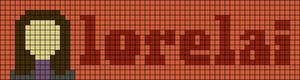 Alpha pattern #104910