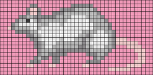 Alpha pattern #104927