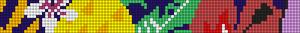 Alpha pattern #104937
