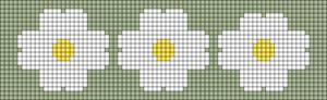 Alpha pattern #104952