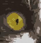 Alpha pattern #104974