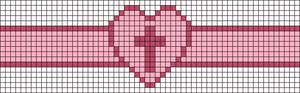 Alpha pattern #104975